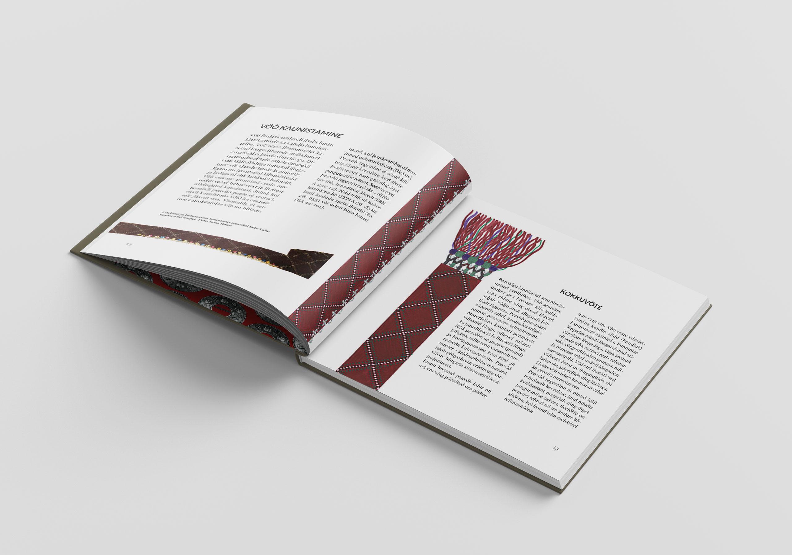 raamatu kujundus
