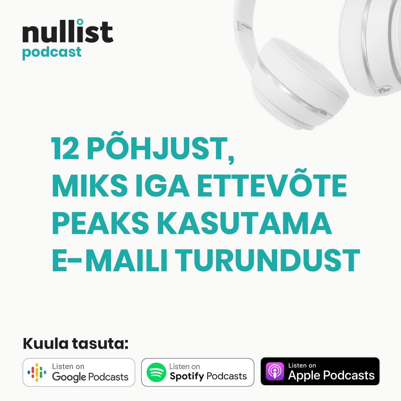 nullist podcast cover